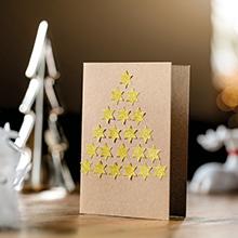 Stickers Kerstmis