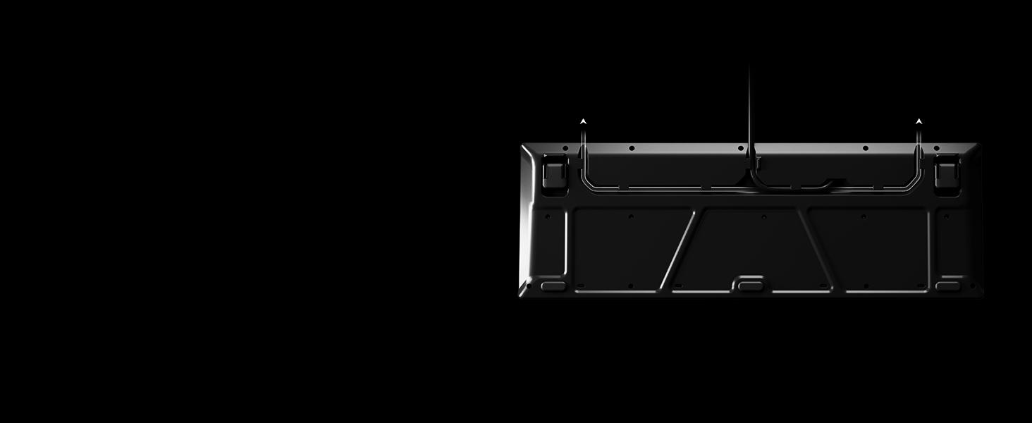 SteelSeries Apex 3, Teclado RGB para Gaming, Iluminación RGB, reposamuñecas magnético Superior