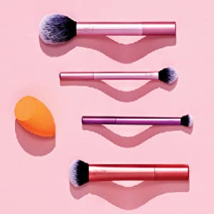 real techniques makeup brushes and sponges