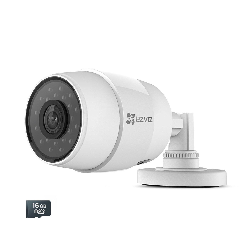 Amazon Com Ezviz Huskyc Hd 720p Outdoor Wi Fi Video