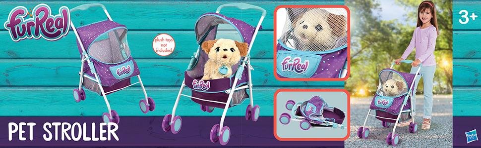 Hauck Furreal Pet Stroller