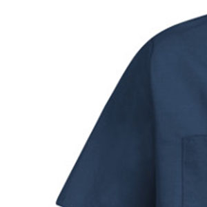 Long Sleeve Blue Red Kap Men/'s Micro-Check Uniform Shirt Short Charcoal