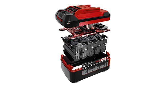einhell-3431200-zappatrice-a-batteria-ge-cr-30-li-
