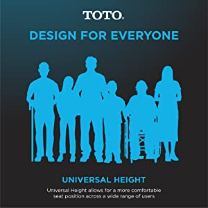 TOTO Total Design for everyone