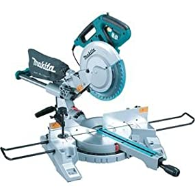 Makita ls1018 10 inch dual slide compound miter saw amazon makita ls1018 10 dual slide compound miter saw greentooth Choice Image