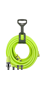 flexzilla quick connect garden hose kit