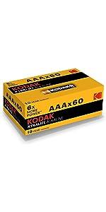 AAA 60 pack