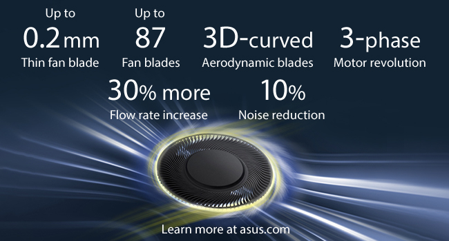 Aerodynamic IceBlades for accelerated cooling