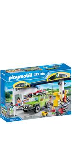Playmobil- vehicule
