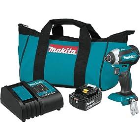 kit porter-cable hitachi milwaukee dewalt two piece tool set