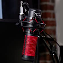 Mic mount adapter included