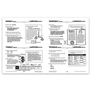 Amazon com: Daily Language Practice 9th Grade +: Use It! Don't Lose