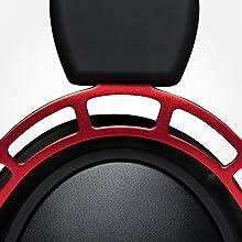 HyperX Gaming Headset Cloud Alpha compatível com PC, PS4