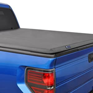Amazon Com Tyger Auto T3 Soft Tri Fold Truck Bed Tonneau Cover For 2015 2020 Ford F 150 Styleside 5 5 Bed Tg Bc3f1041 Automotive