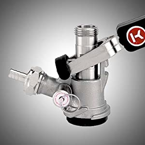 Amazon Com Kegco Kc Kts97d W D System Keg Tap With Black