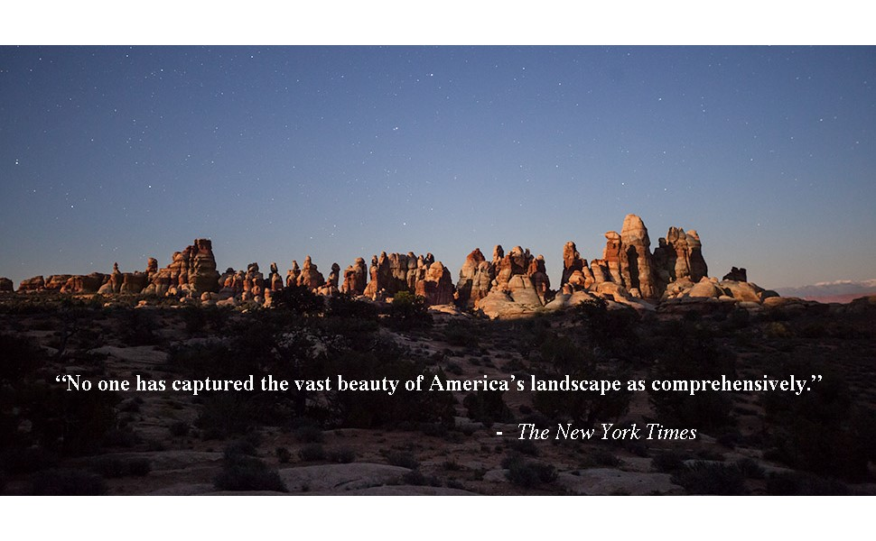 treasured lands nyt quote new york times photography book