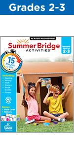 Summer Bridge Activities 2-3