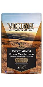 VICTOR Chicken Meal and Brown Rice