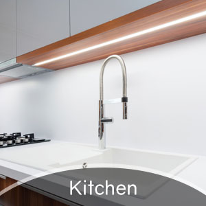 Clear Beautiful Light - Kitchen Lighting
