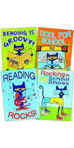 Pete The Cat Positive Poster Pack