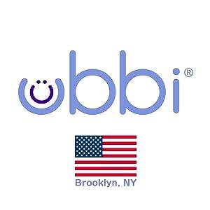 ubbiロゴ Brooklyn NY