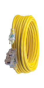 yellow cord
