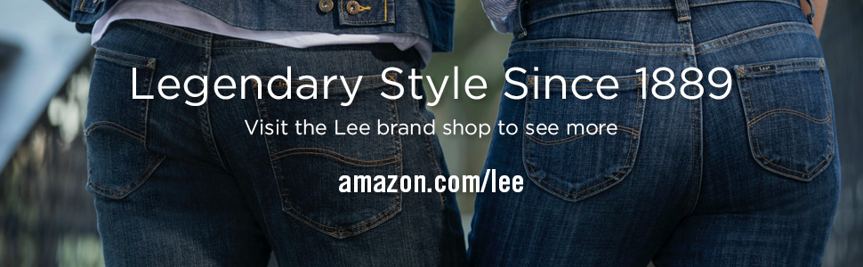 Lee Men's Big amp; Tall Regular Fit Straight Leg Jean