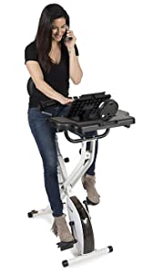 exercise, desk, standing, cycle, bike, stationary