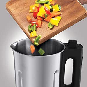 Morphy Richards 501027 Compact Saute and Soup Maker 1Lt