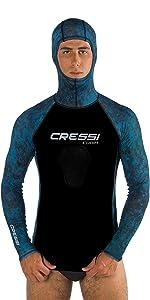 Amazon.com: Cressi apnea, hombre apnea pesca submarina ...