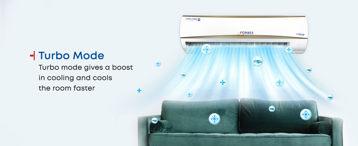 Health Conditioner,Air conditioner,ac,split ac,5 star,Eureka Forbes