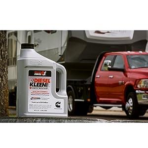 Diesel Clean with RV