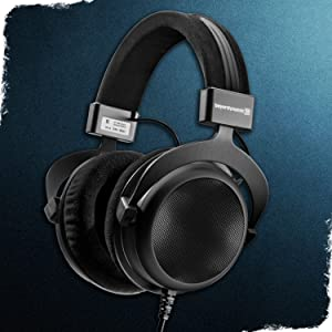 Beyerdynamic DT 880 dt880 premium stereo headphones 250 ohm over-ear home amplifier home audio music