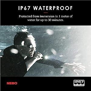 IP67 Waterdicht