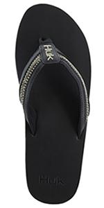 7ade458f72a8 Huk Flipster Flip Flop Sandals · HUK Caruso Sandals