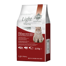 Dibaq Alimentación para Gatos Naturalmente Mejor (Dnm) Light Menu-Sterilizados - 1 Bolsa: Amazon.es: Productos para mascotas