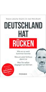 Cover Bracht, Deutschland hat Rücken