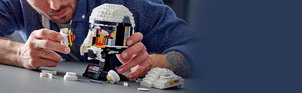 LEGO Star Wars Stormtrooper Helmet