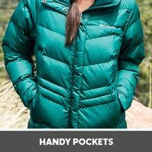 handy pockets