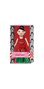 deluxe Christmas doll;2017 holiday doll;2016 holiday doll; doll clothing; barbie;bratz