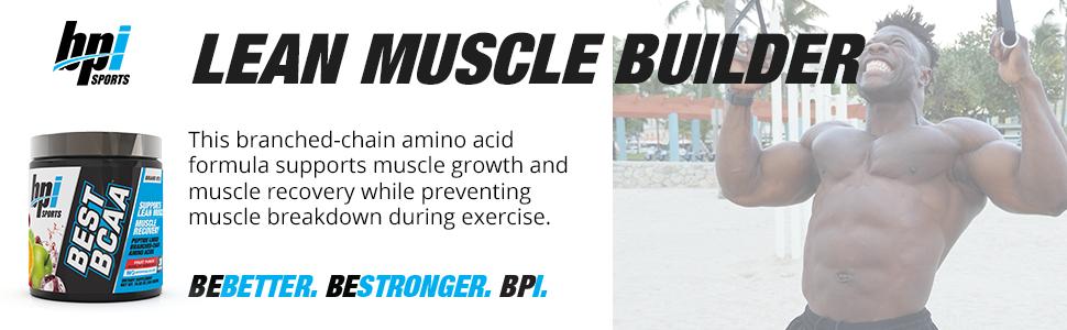 Lean Muscle Builder