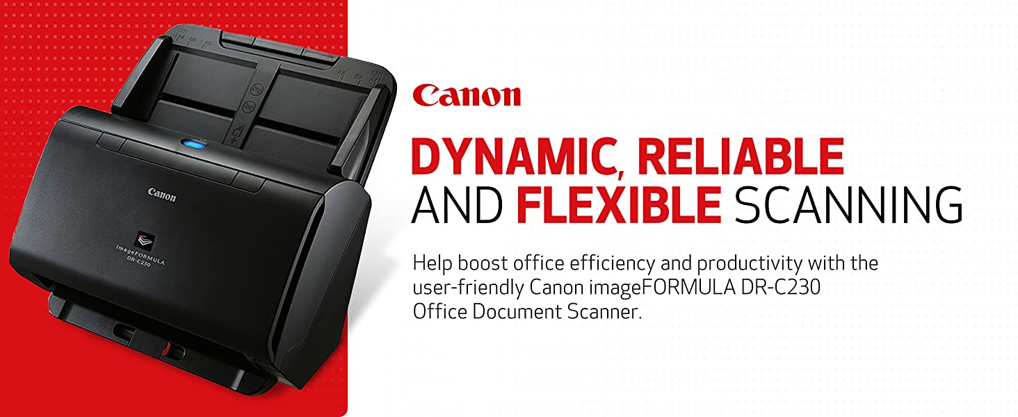 Dynamic, Reliable and Flexinle Scanning