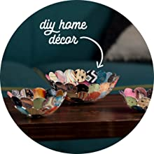 easy room home decor for tweens adults craft for teens  bowls storage