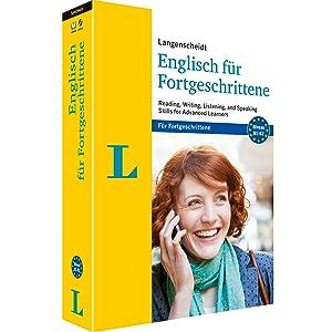 Langenscheidt Sprachkurs Englisch Für Fortgeschrittene Sprachkurs