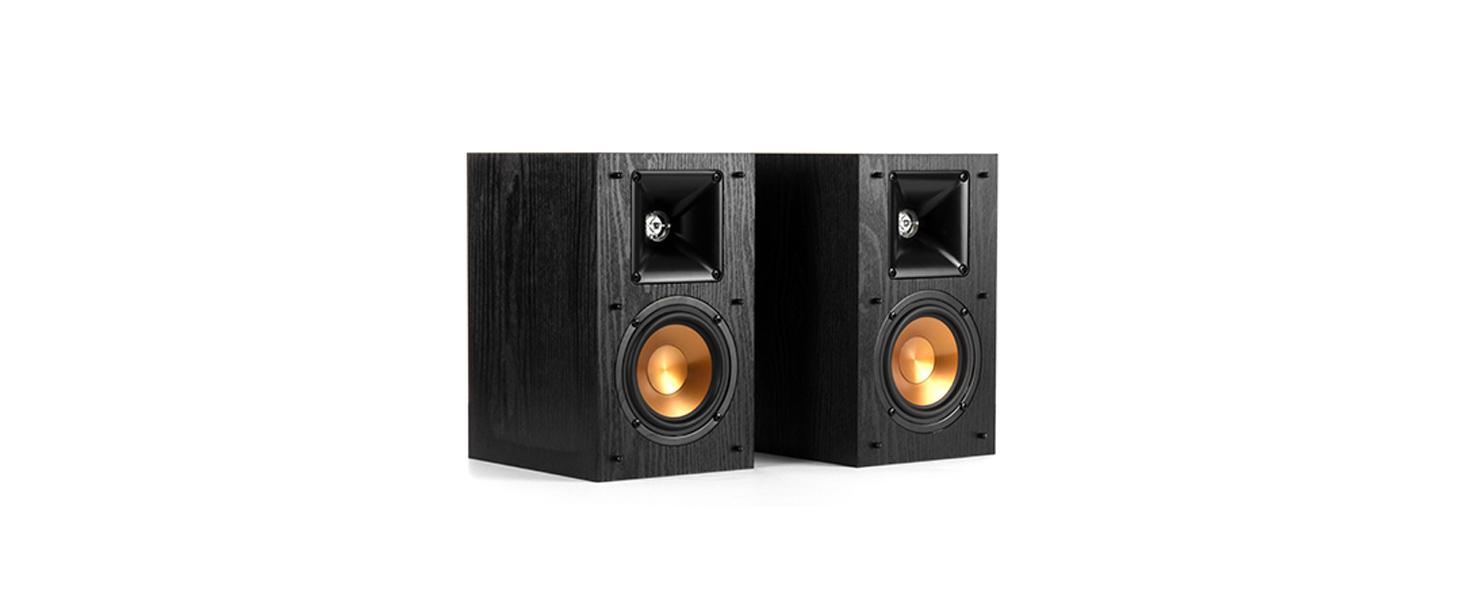 Synergy Black Label, B-100 Bookshelf speakers, Klipsch, B-100