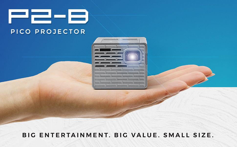 AAXA P2-B Pico Projector