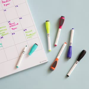 dry erase markers, wet dry erase markers, dry erase markers set, magnetic dry erase markers
