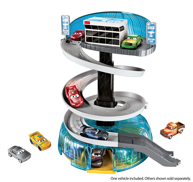 Amazon.com: Disney Pixar Cars 3 Florida Speedway Spiral