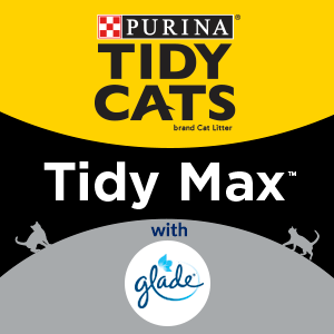 Tidy Cats Tidy Max LightWeight with Glade