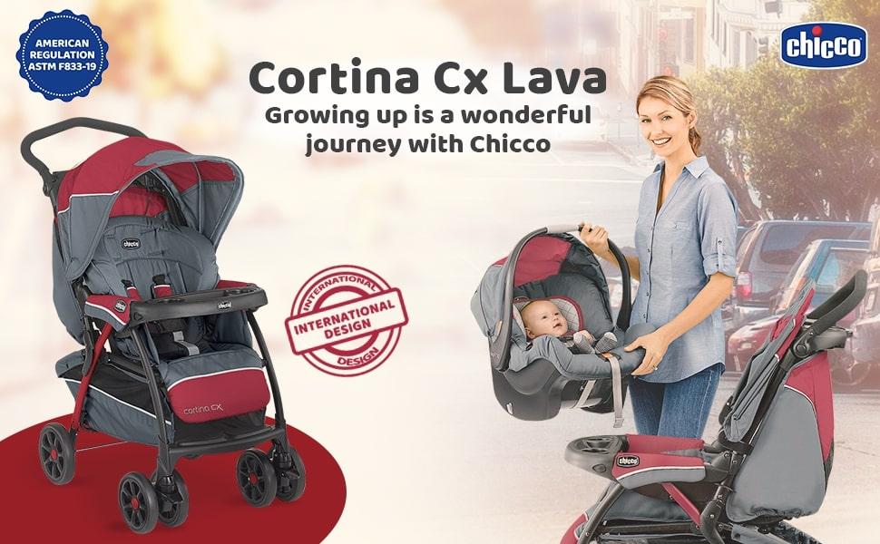 Chicco Cortina CX Stroller